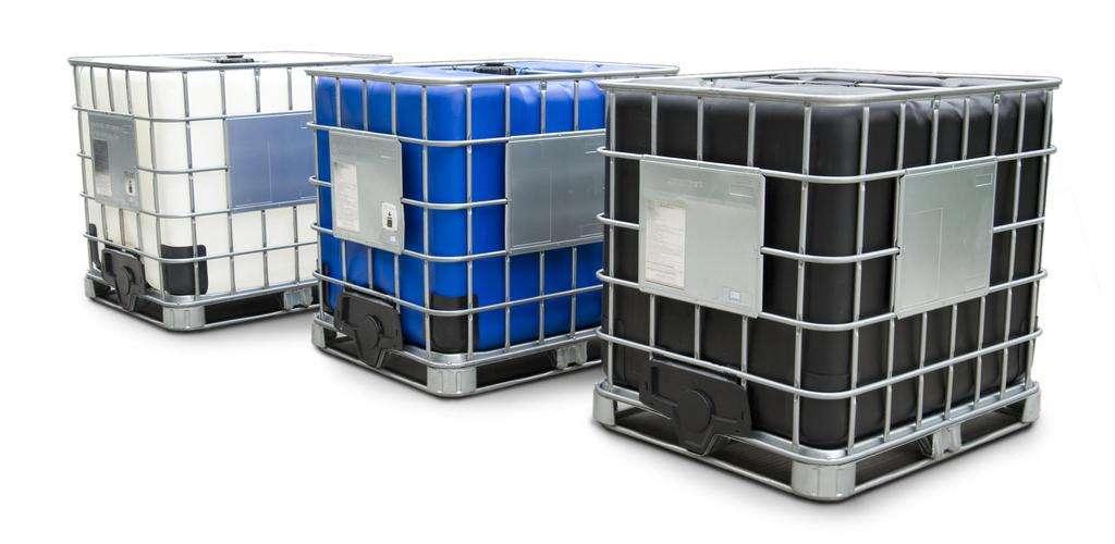 IBC吨桶的常见清洗方式